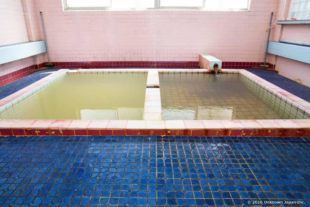 kimiyoshi onsen, bath