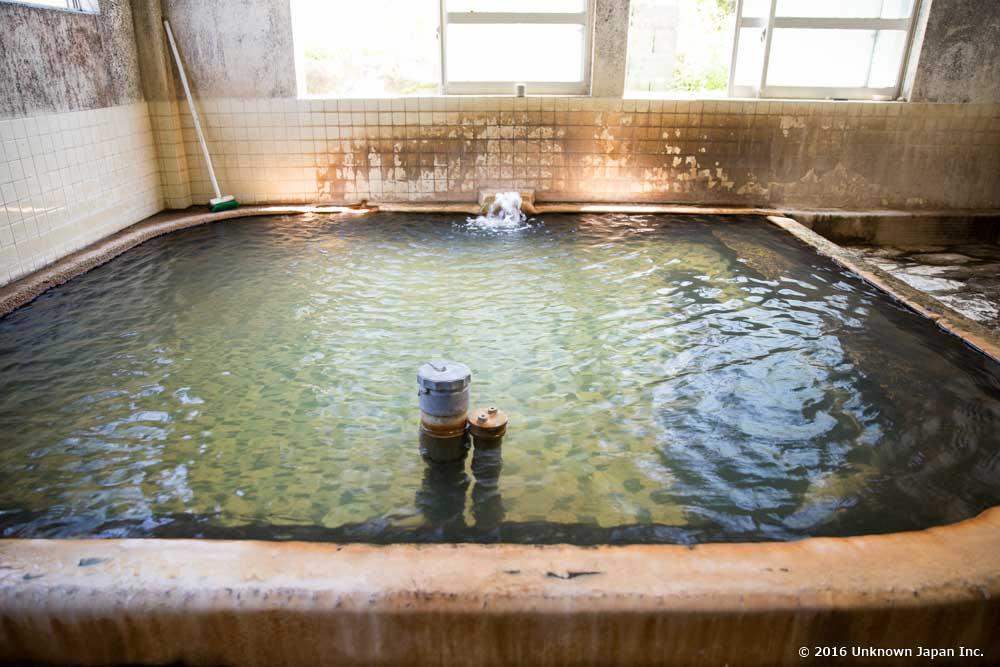 udomaru onsen, bath