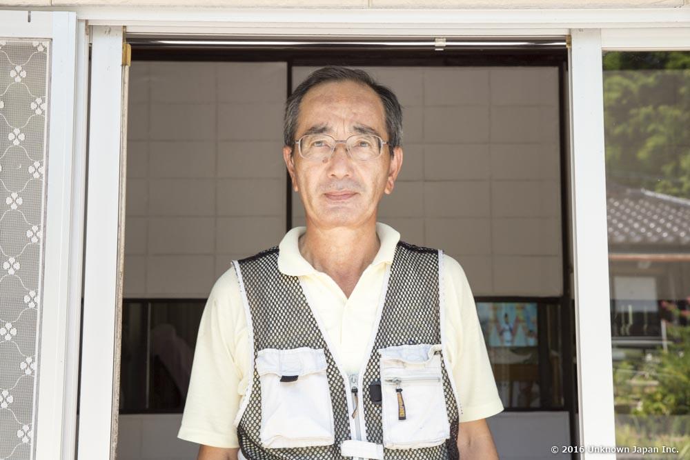 Maeda Onsen, owner