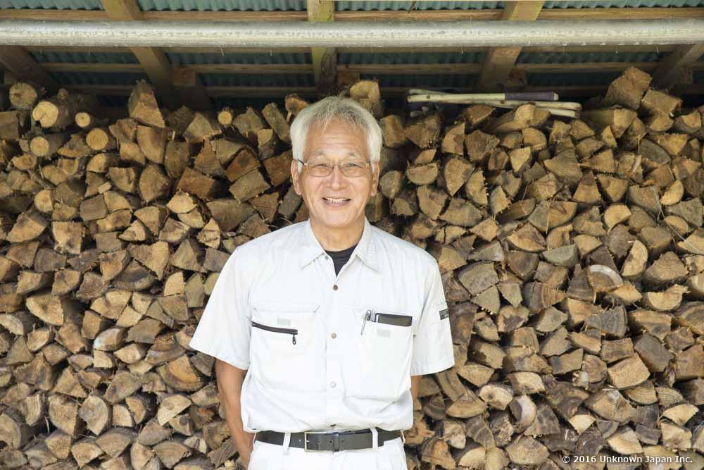 Otaninoyu, firewoods