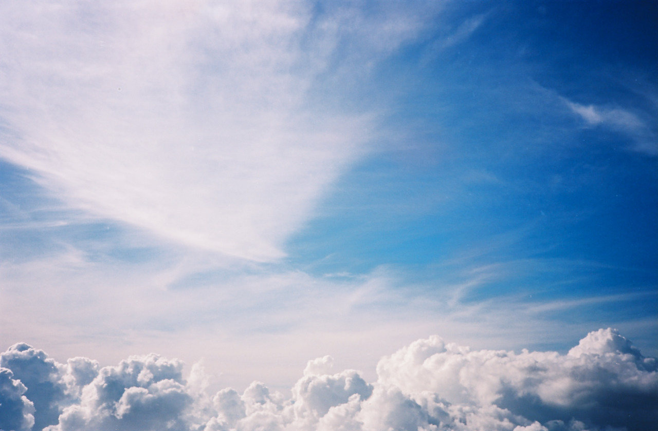 Keep your dreams in the sky.