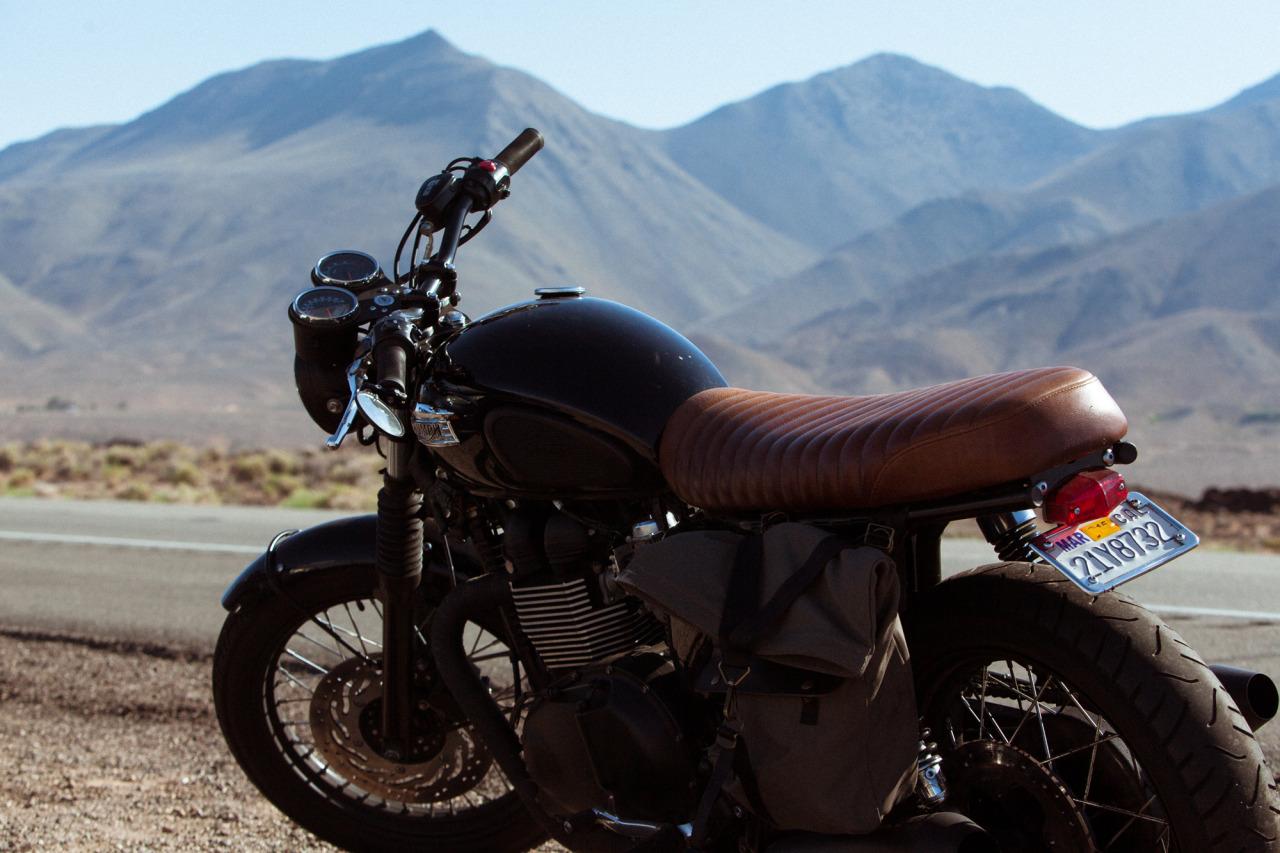 Triumph | Mojave Desert