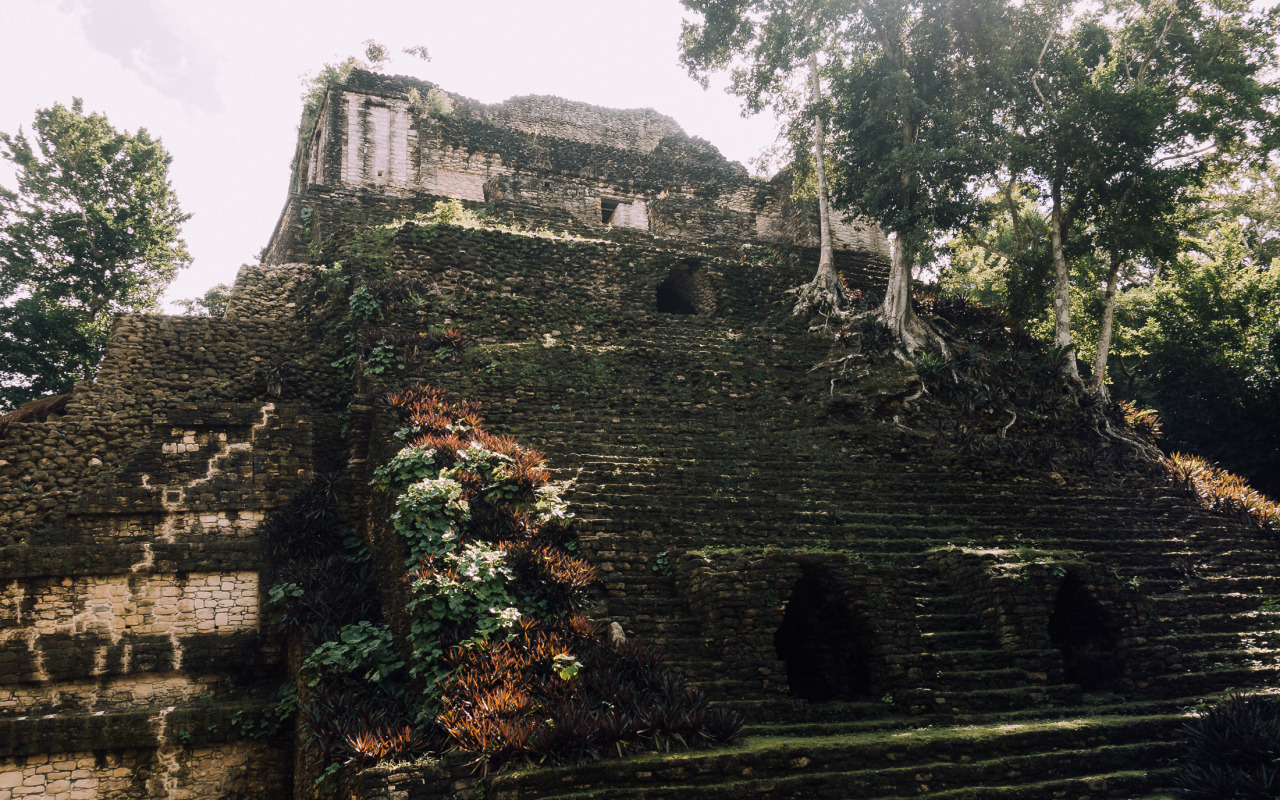 Dzibanche Mayan Ruins | Mexico