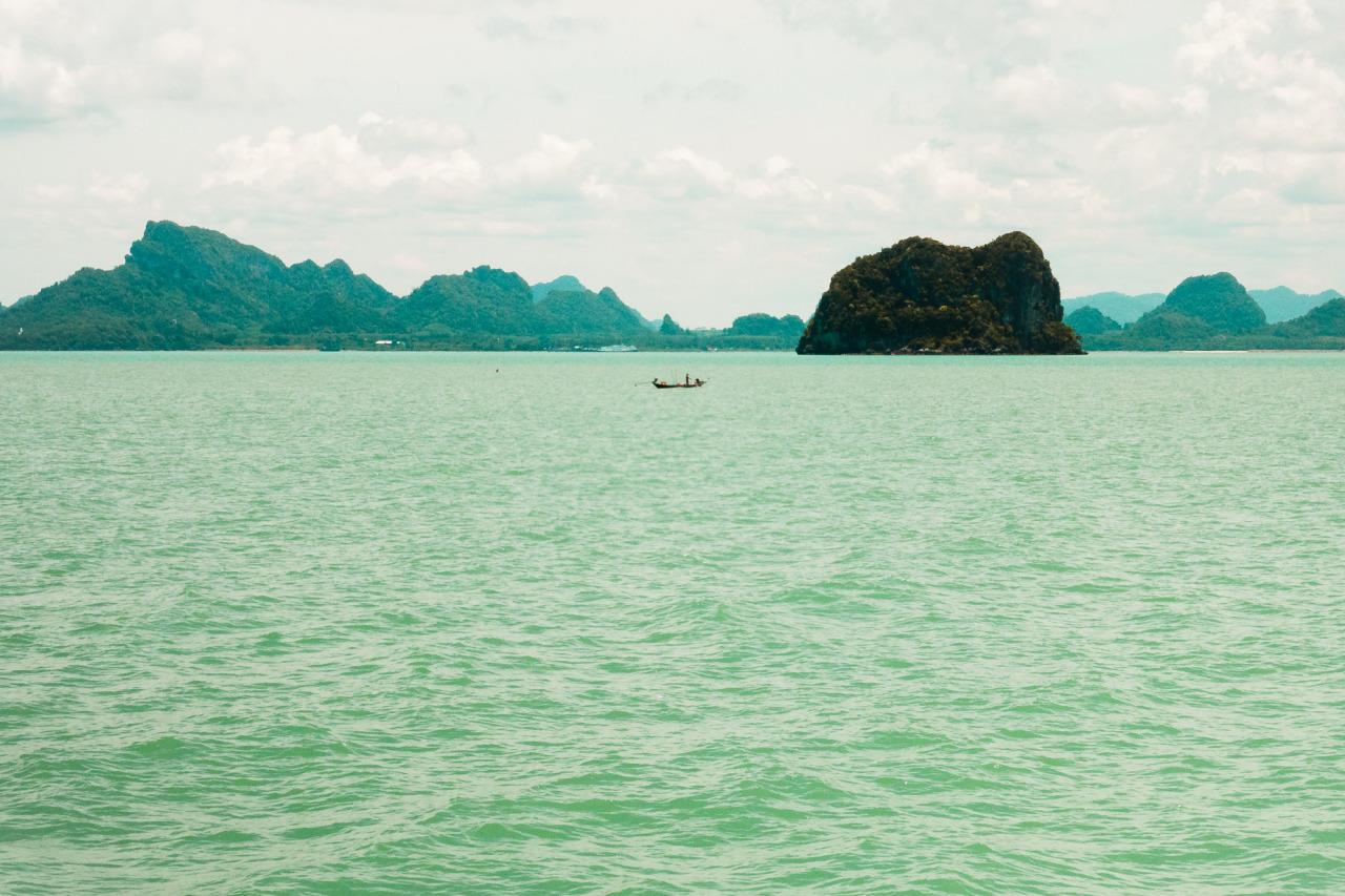 Gulf of Thailand .2015