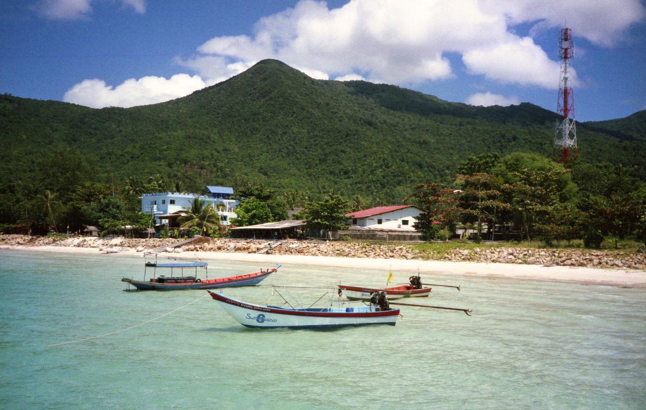 Fishing boats | Koh Phangan, Thailand.