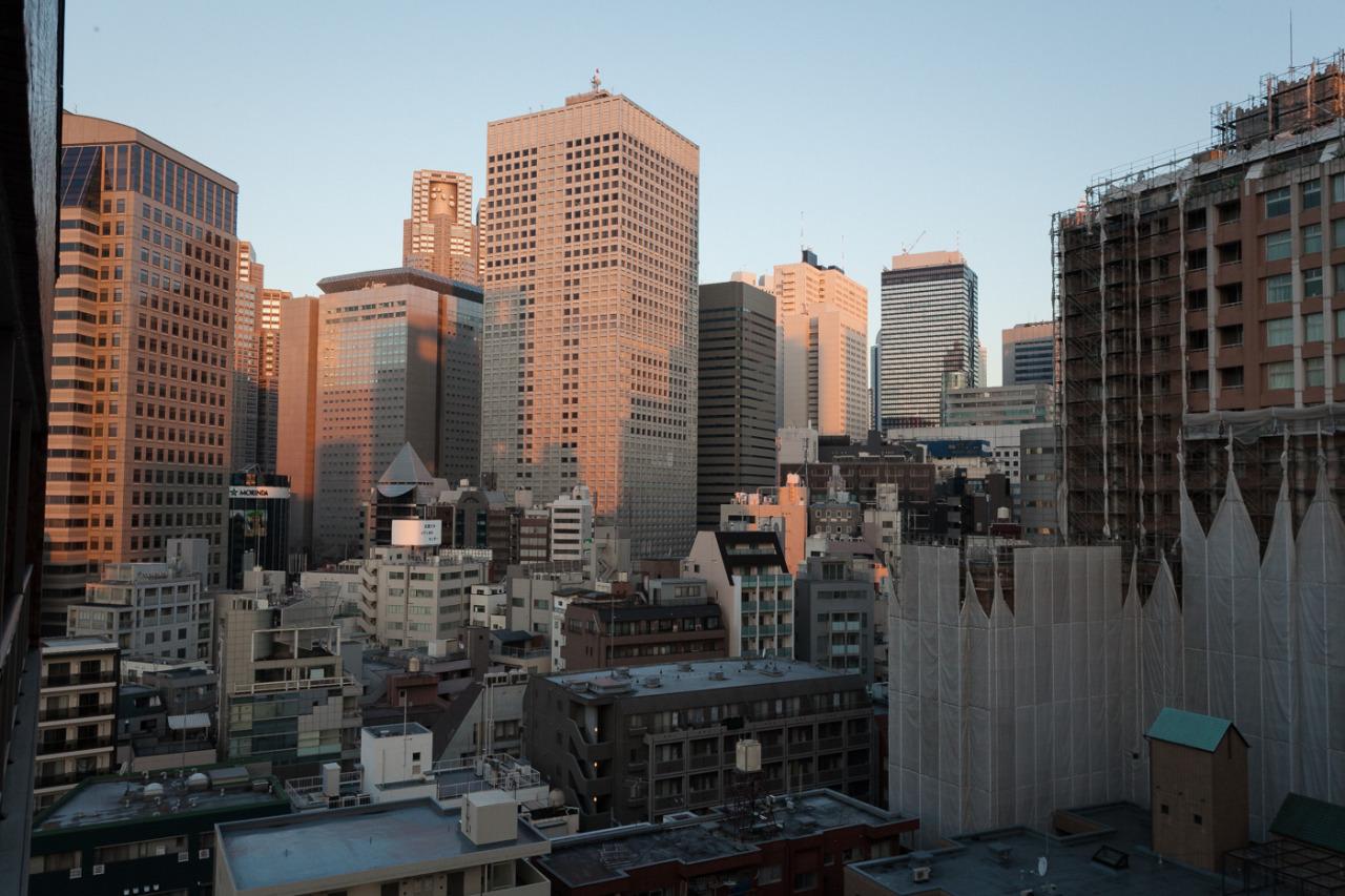 Tokyo 6AM