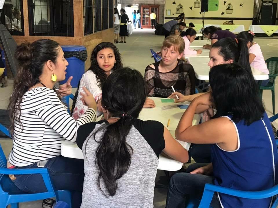 Abigail Wilson   SANTA ROSA de COPAN, HONDURAS   Read Most Recent News Here