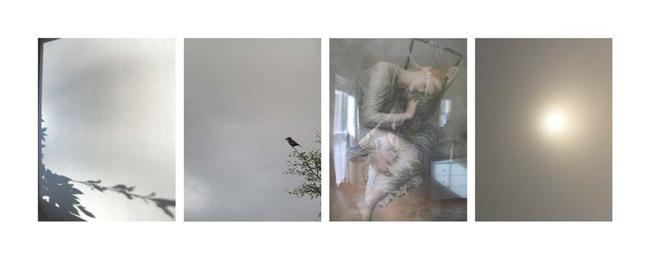Sandi Haber Fifield  White Sun, 2011 digital archival pigment print 24 x 38 in. (edition of 8) 38 x 61 in. (edition of 5)