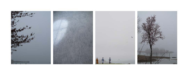 Sandi Haber Fifield  Serene Hour, 2012 digital archival pigment print 24 x 38 in. (edition of 8) 38 x 61 in. (edition of 5)