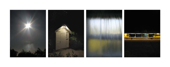 Sandi Haber Fifield  Night Station, 2012 digital archival pigment print 24 x 38 in. (edition of 8) 38 x 61 in. (edition of 5)