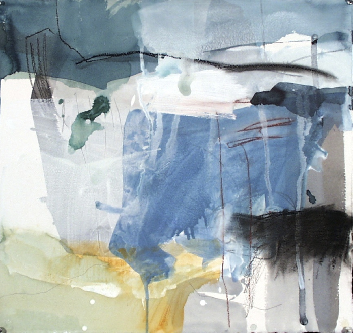 Michael Rich  March , 2006 mixed media on paper 22 x 24 in.