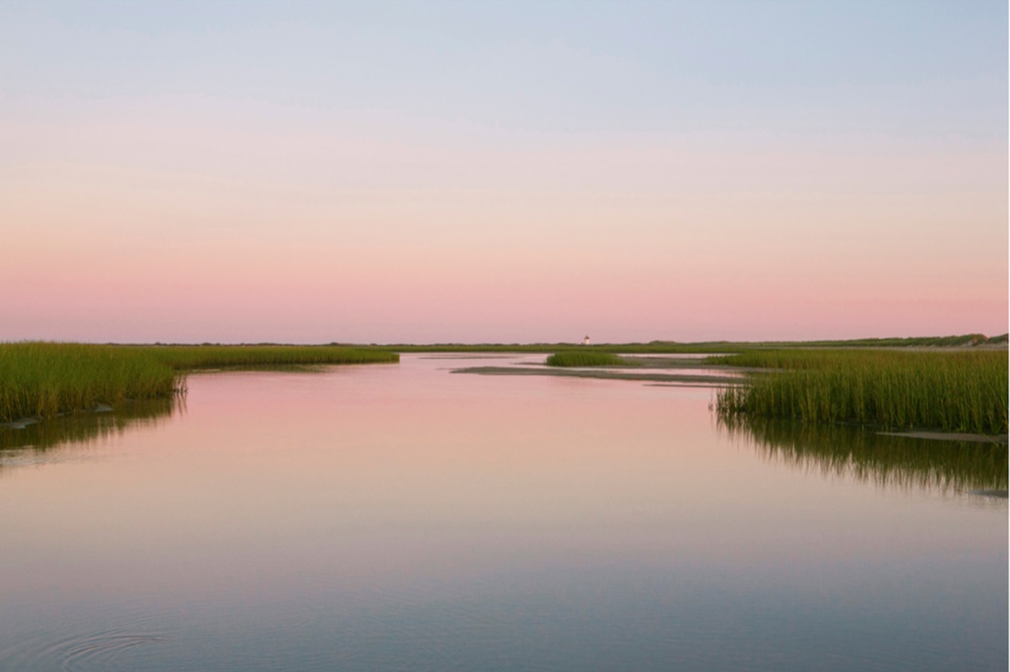 BILL TANSEY  Moors Lighthouse  digital pigment print 30 x 45 in. edition of 25
