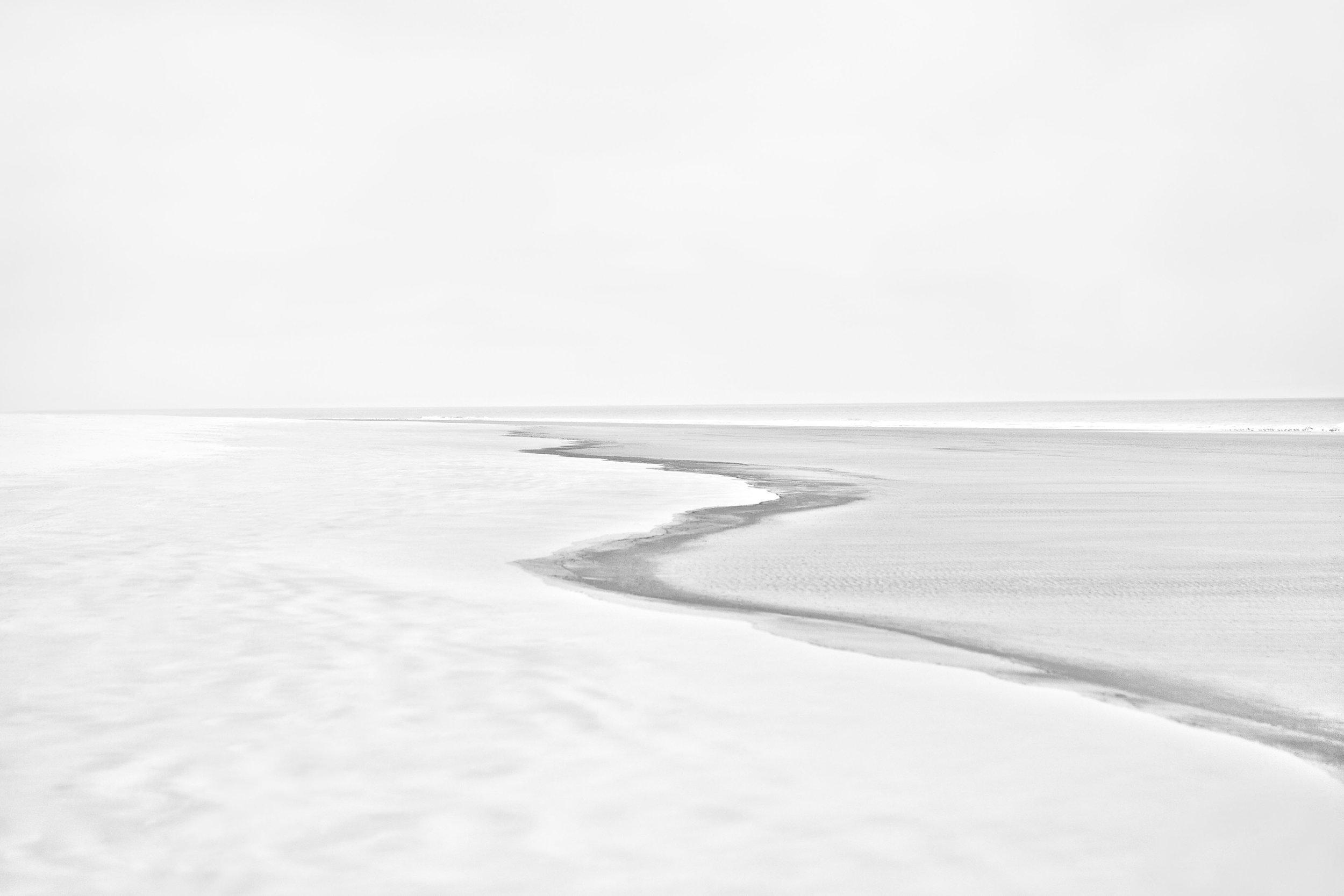 Anouk Masson Krantz  Tide 2  print on bright white matte pigment paper
