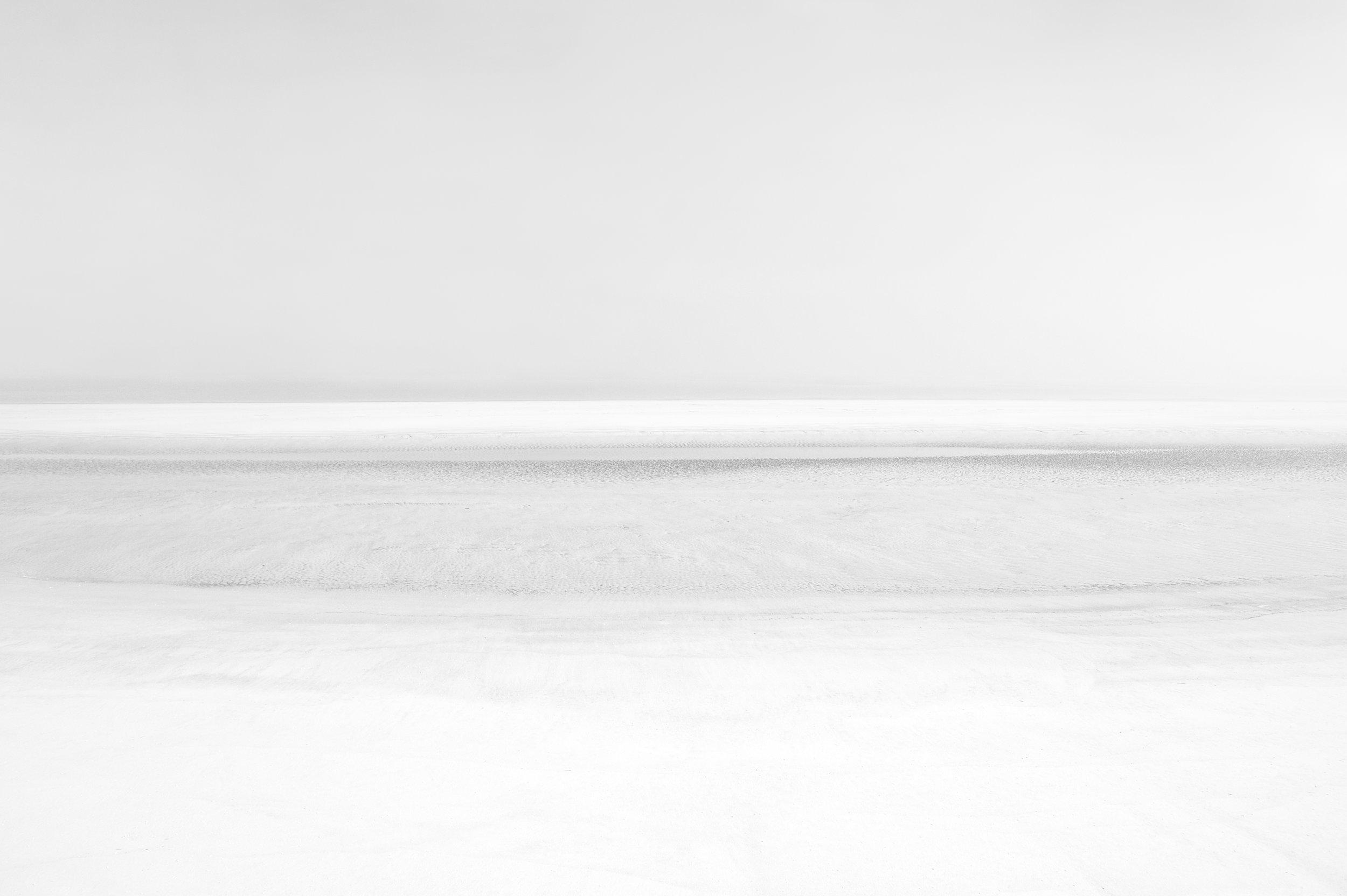 Anouk Masson Krantz  Tide 3  print on bright white matte pigment paper