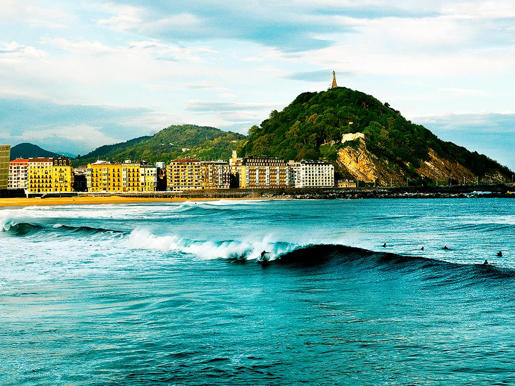 Thom Gilbert  First Wave (San Sebastian)  archival ink jet print with archival pigment ink on all cotton acid free paper 24 x 30 in.  also available in 17 x 22 in.  edition of 100