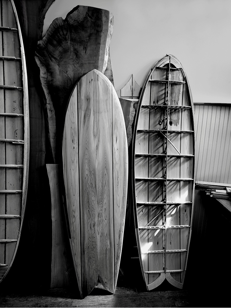 Thom Gilbert  Grain Surfboards (Amagansett)  archival ink jet print with archival pigment ink on all cotton acid free paper 22 x 17 in.  also available in 30 x 24 in.  edition of 100