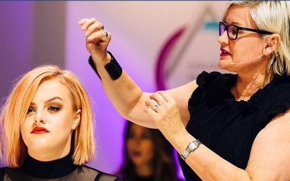 Carolyn Newman Hairdressing Live