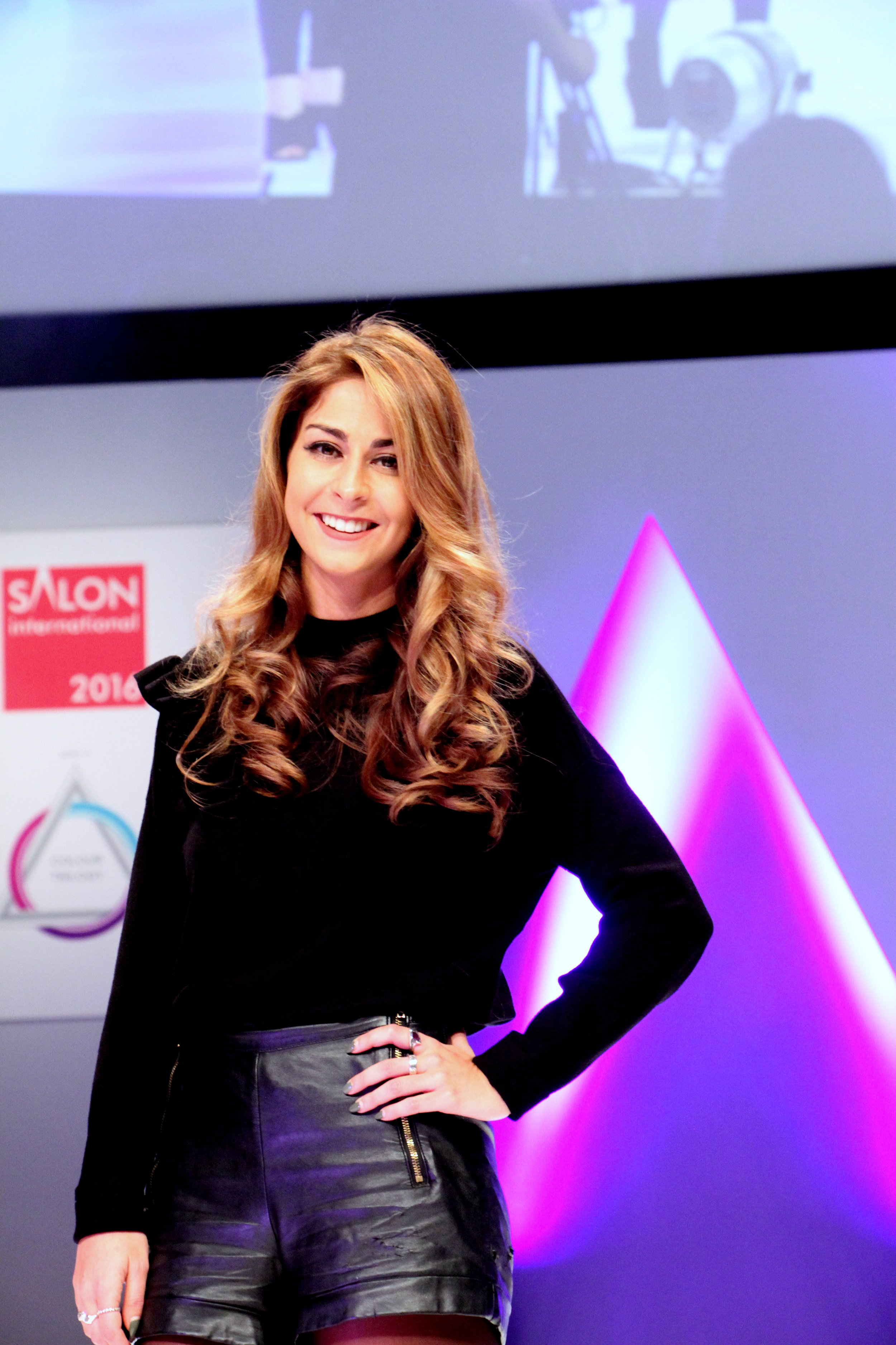 Carolyn Newman Hairdresser