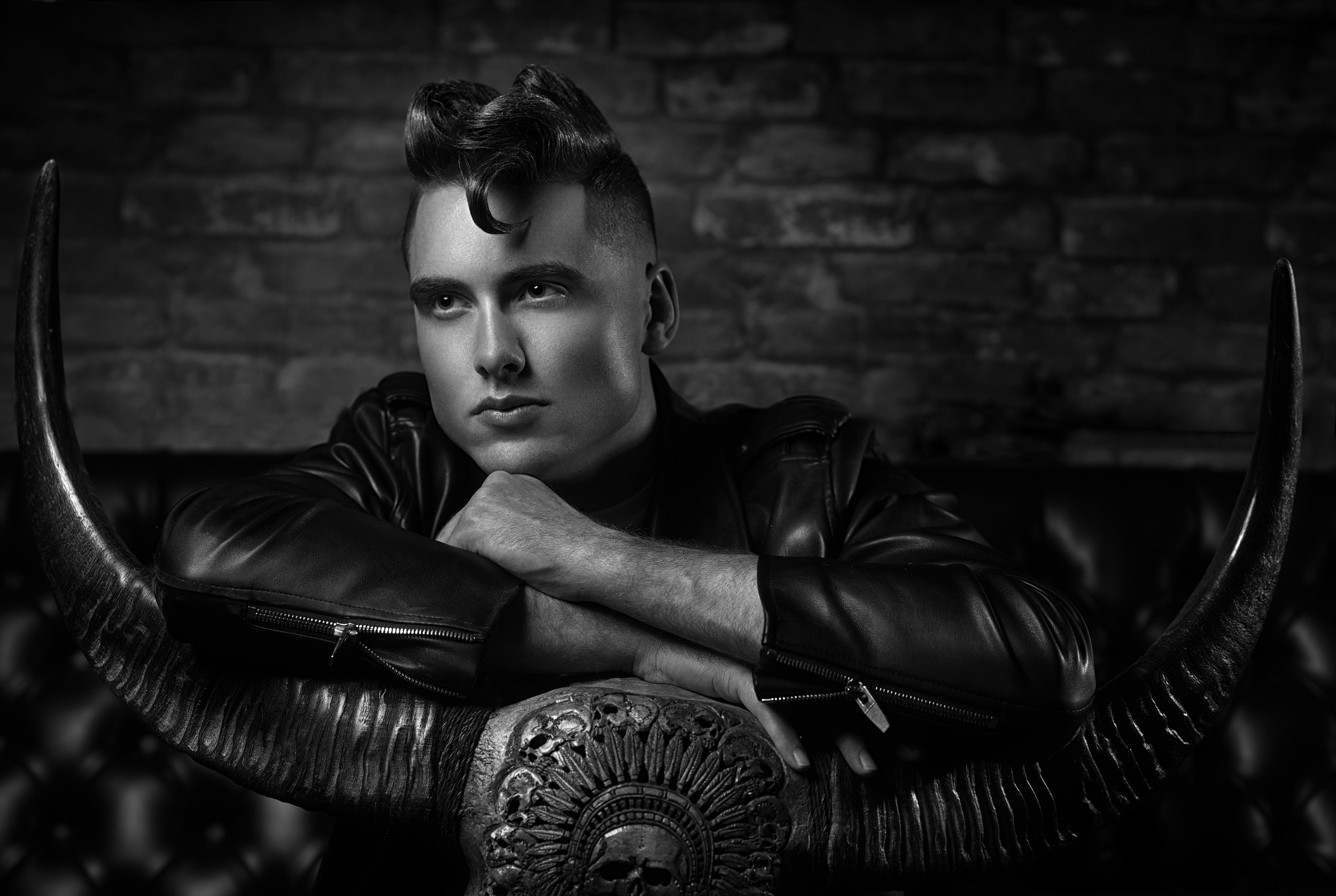 Paul Mac Special Hair BW
