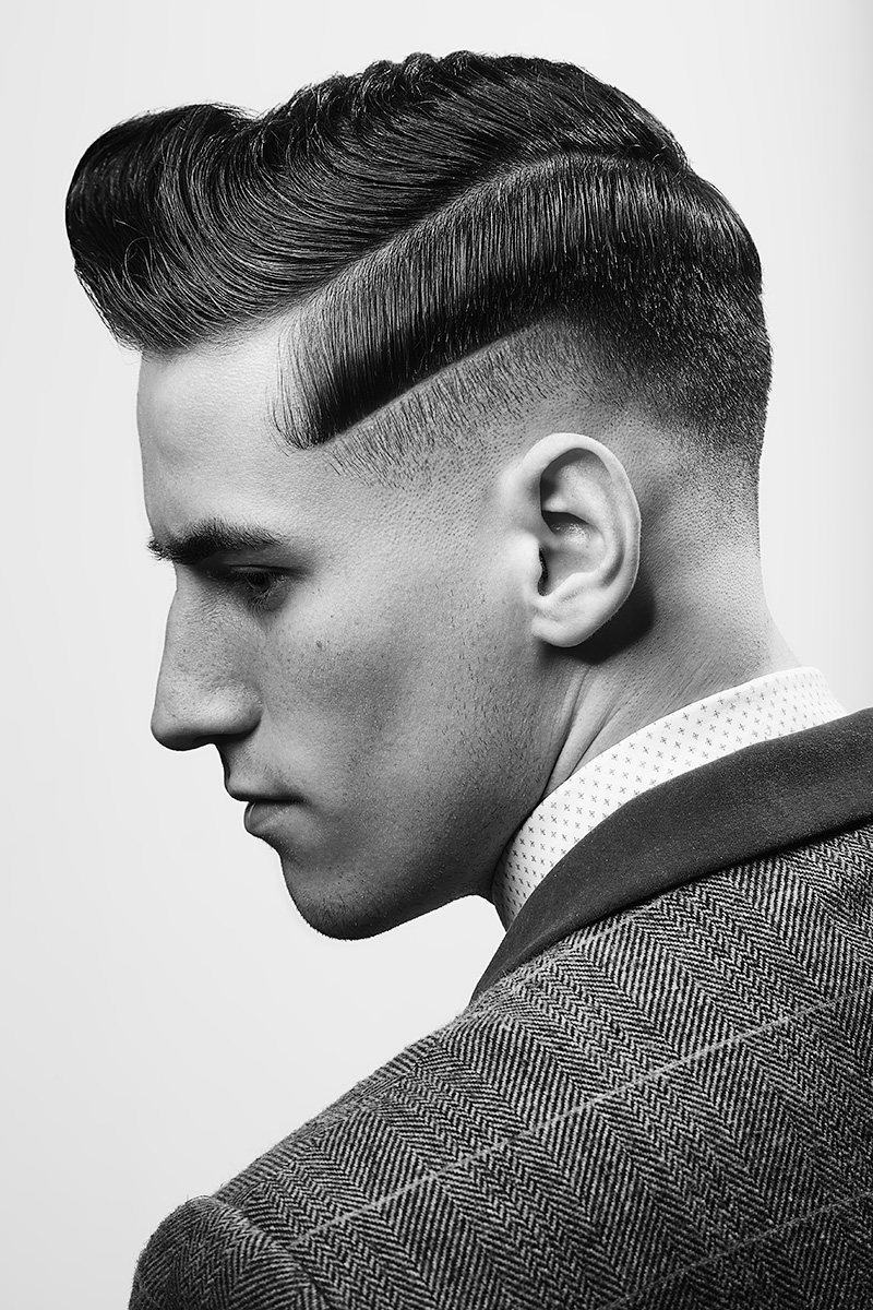 Paul Mac Special Hair Fade