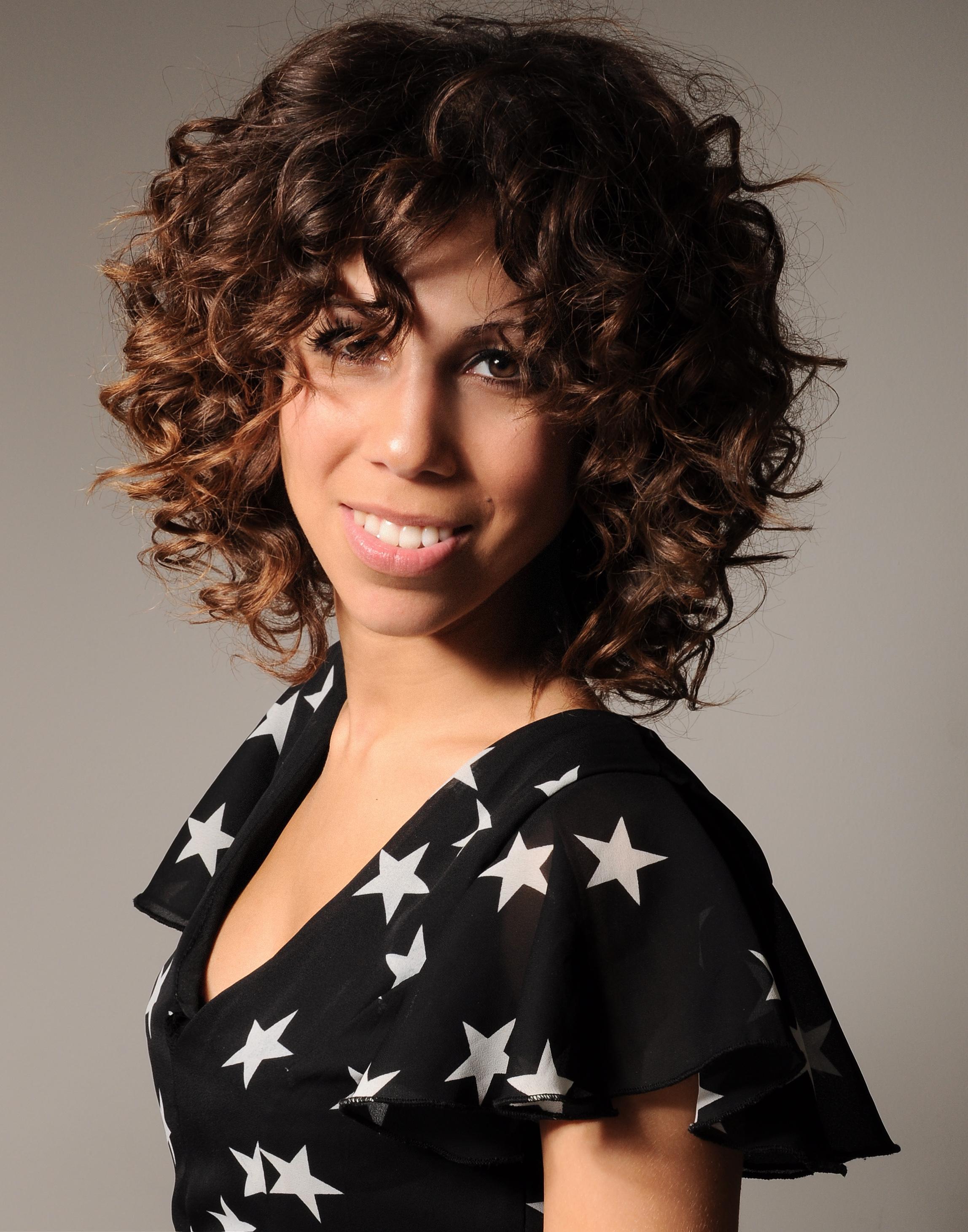 Siobhan Jones of Headmasters on Hairdressing Live