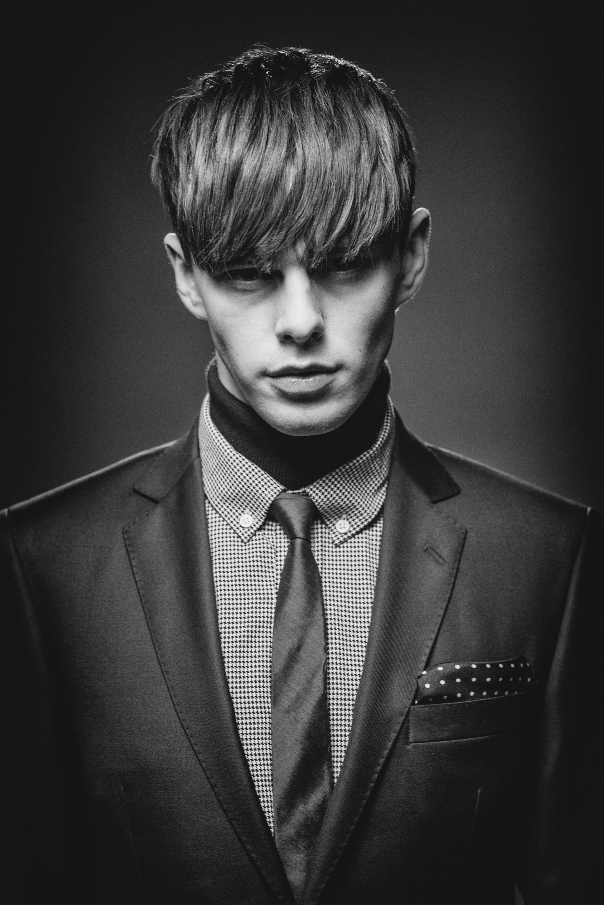 Paul Davey Mens Haircut