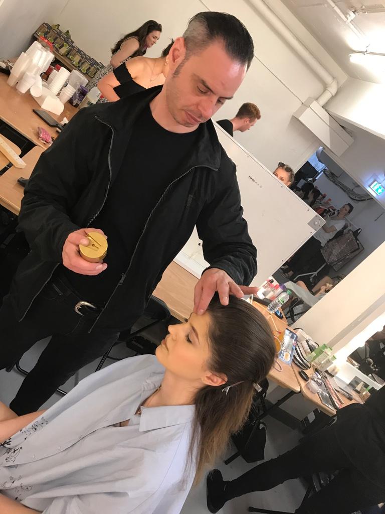 Jonny Engstrom Hairdresser