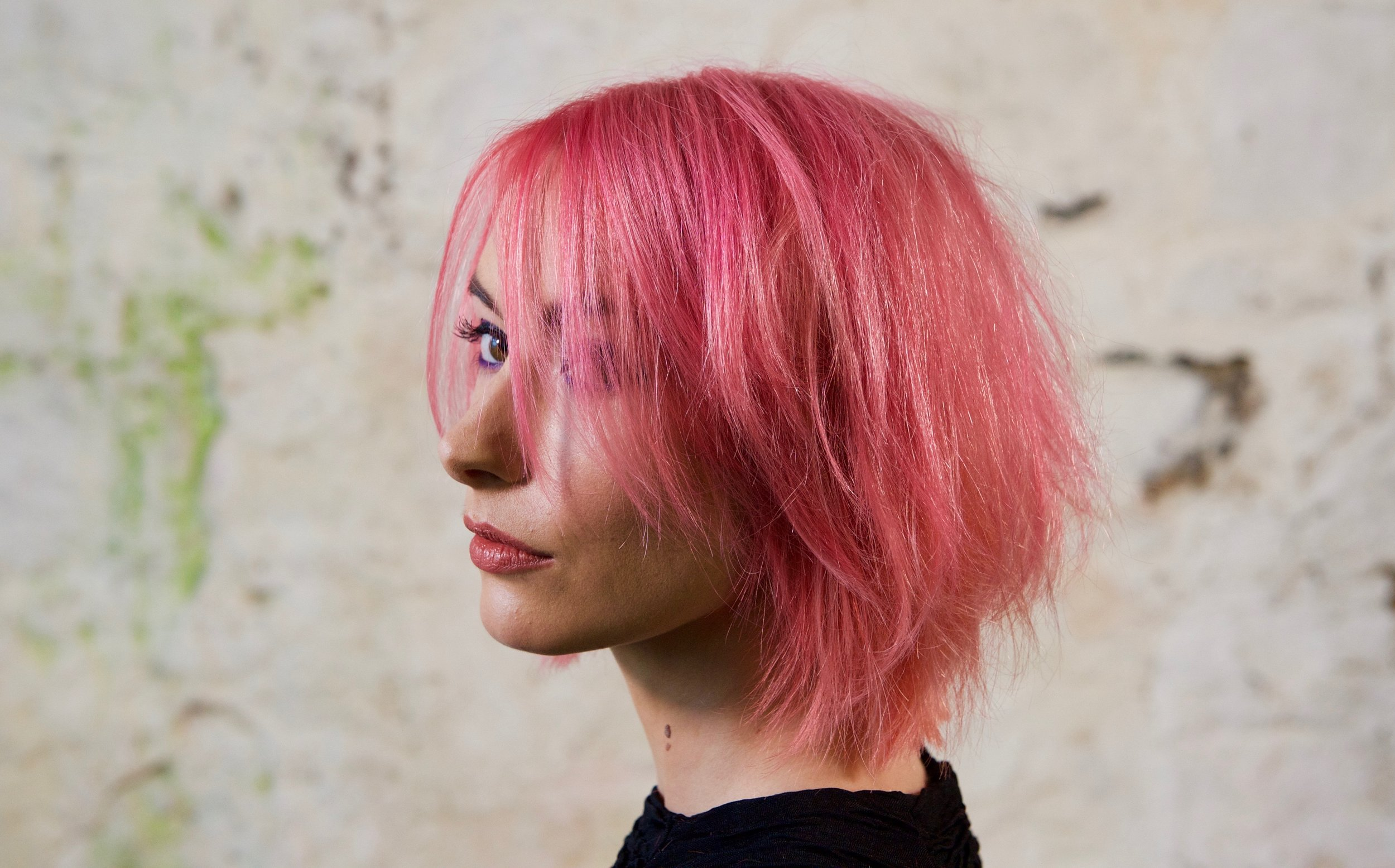 Textured Bob Hairdressing Live