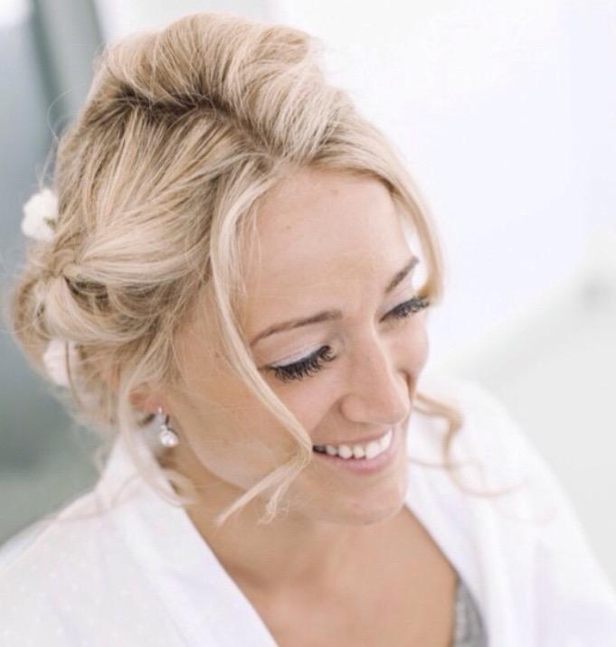 Josh Aspell Bridal Hair