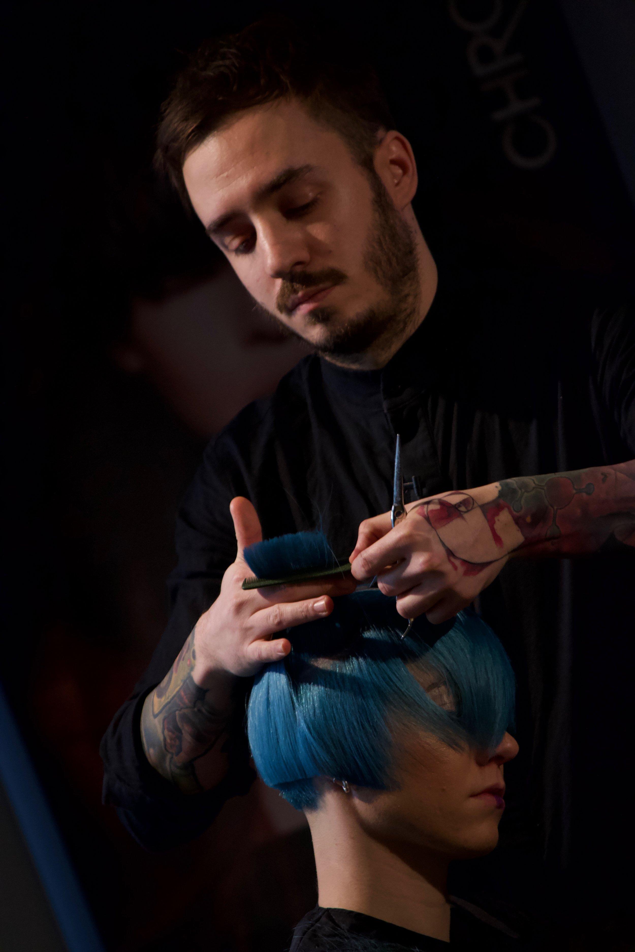 Steve Buzassy Hairdresser