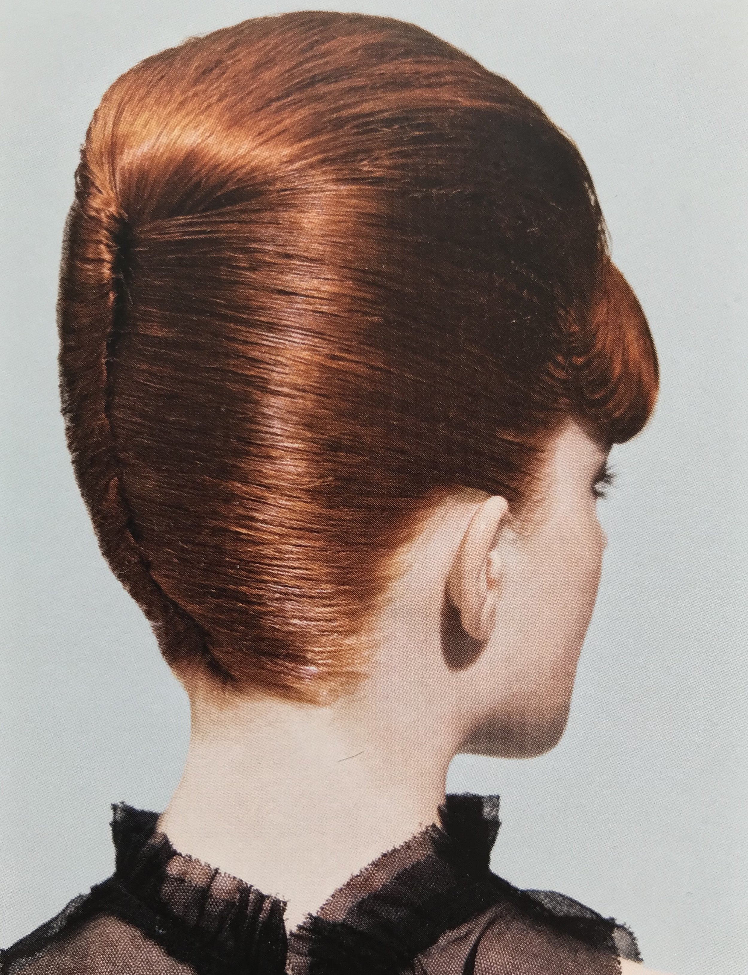 Laurent Philippon French Chignon