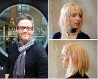 Infusion Cut & Colour with Alan Edwards