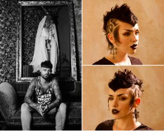 Freehand Hair Tattoos with Paul Mac