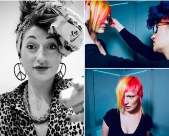 Colour Contour & Pastel Pops with Georgia Bell