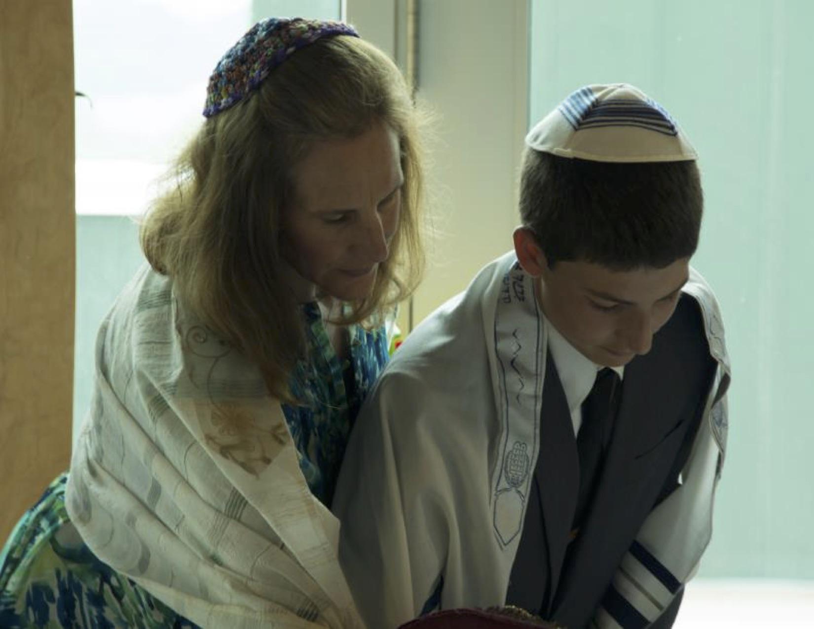 Reading Torah is a powerful part of becoming Bar Mitzvah.
