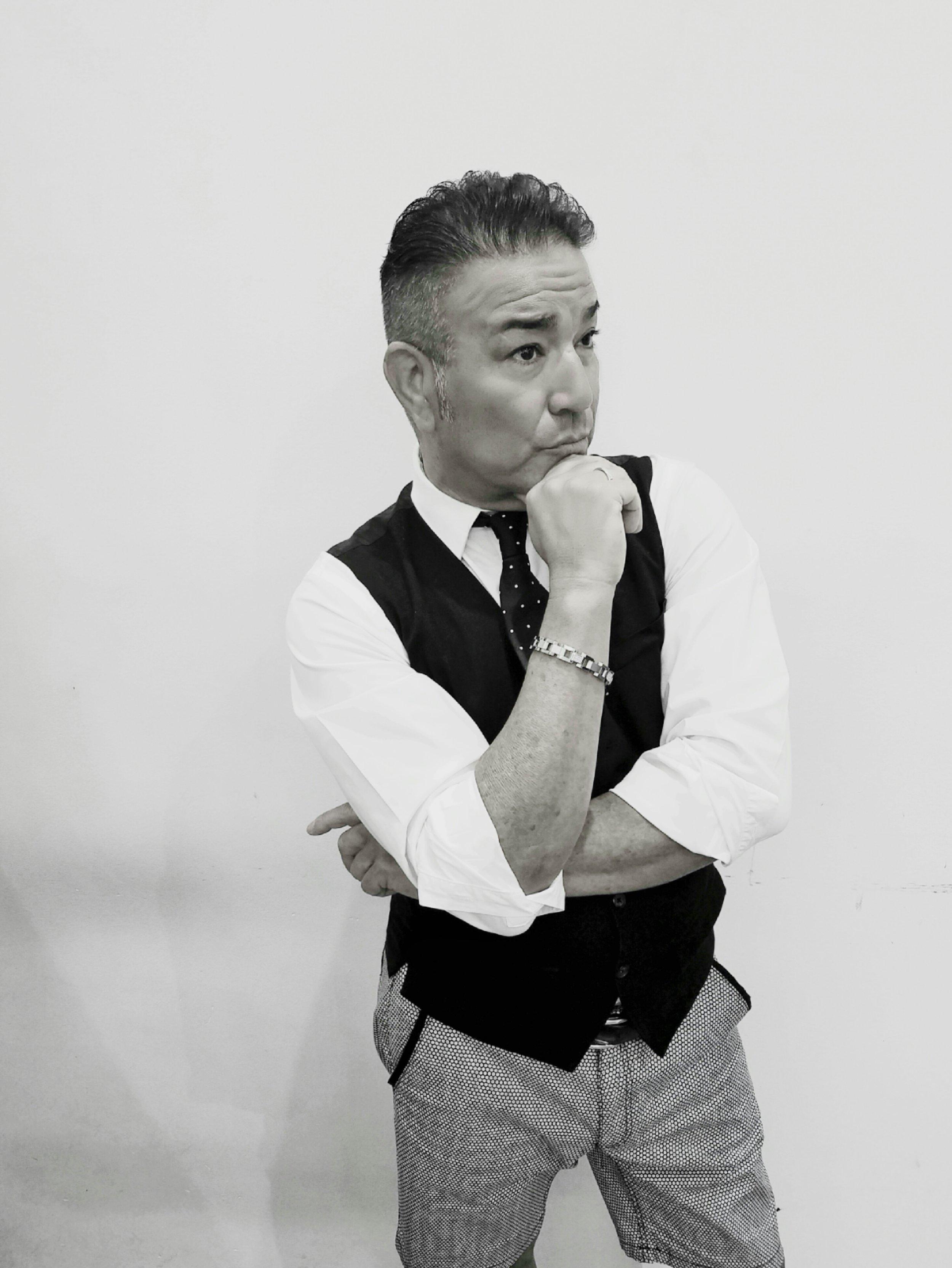 Eric Leyvas - HairstylistArizona Native