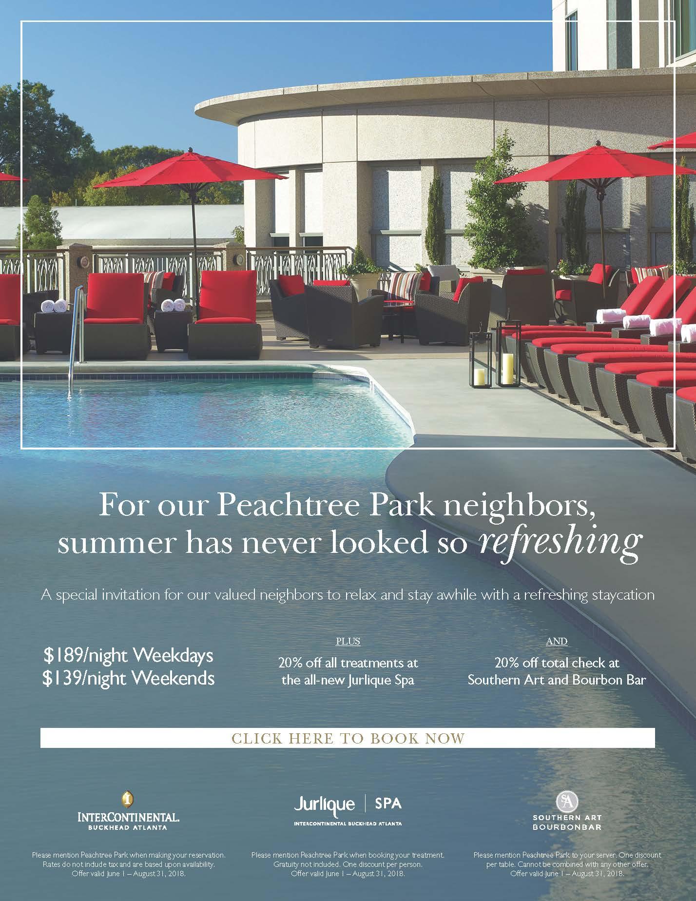 InterContinental Buckhead Atlanta_Peachtree Park Summer 2018 Promotion.jpg