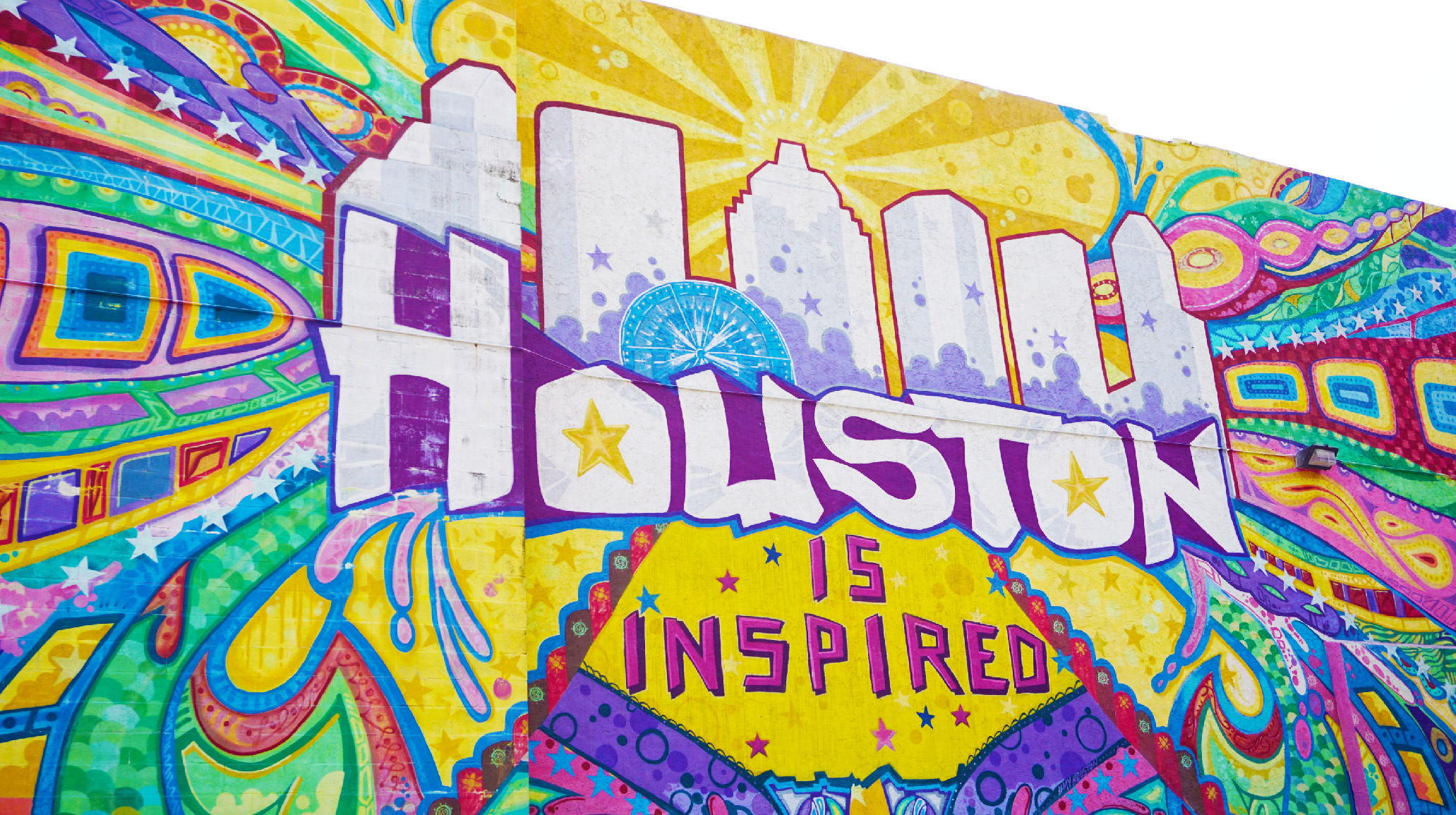 Photo: Maria Gallegos    Houston is Inspired by Gonzo247