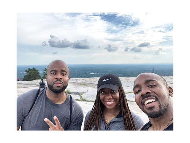 Last week, The Returnees Atlanta went on a hike and to the top they went.  Join them on their fitness craze every last Saturday of the month. Send in your details to be a part of it.  #StoneMountain #Atlanta #Fitness #Healthy #TheReturnees #EveryLastSaturday