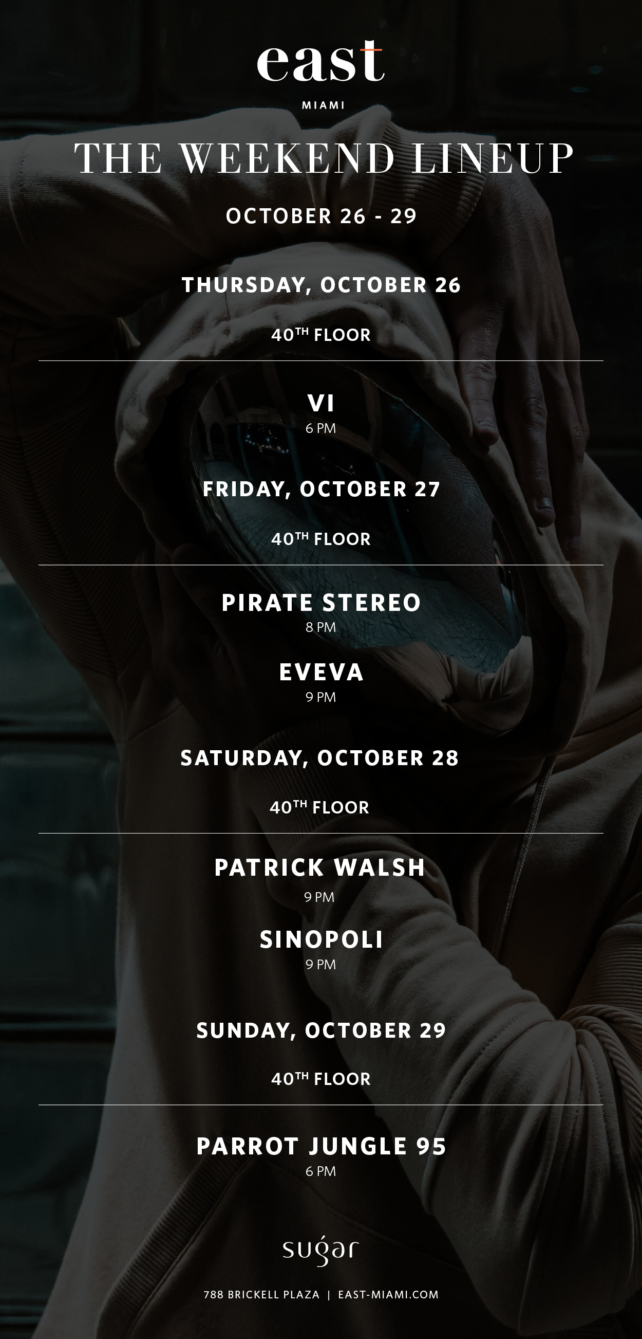 The Weekend Lineup October 26 -October 29.jpg