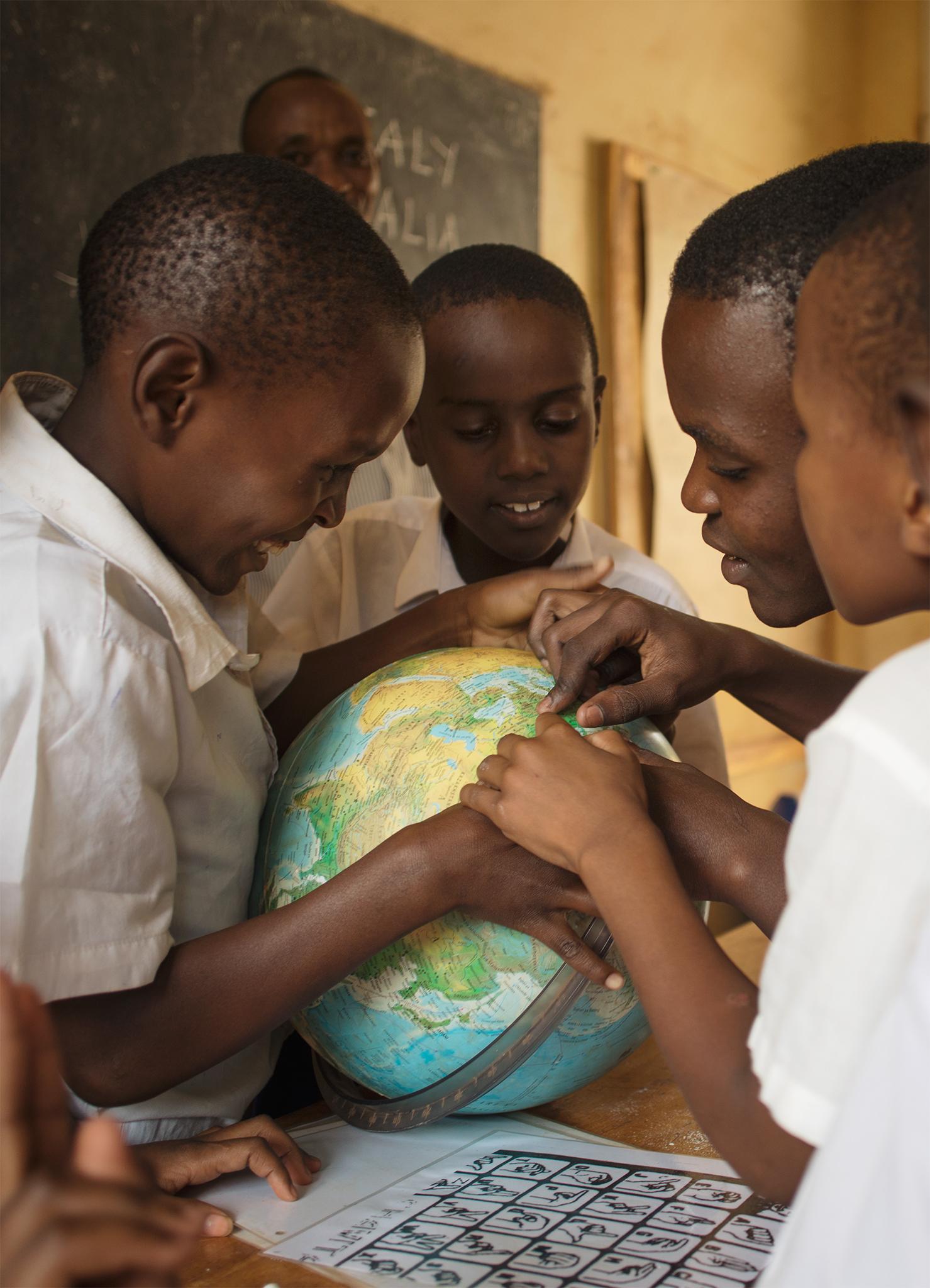 African Impact - Tanzania, education