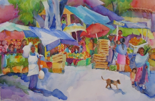 Patzcauro Market