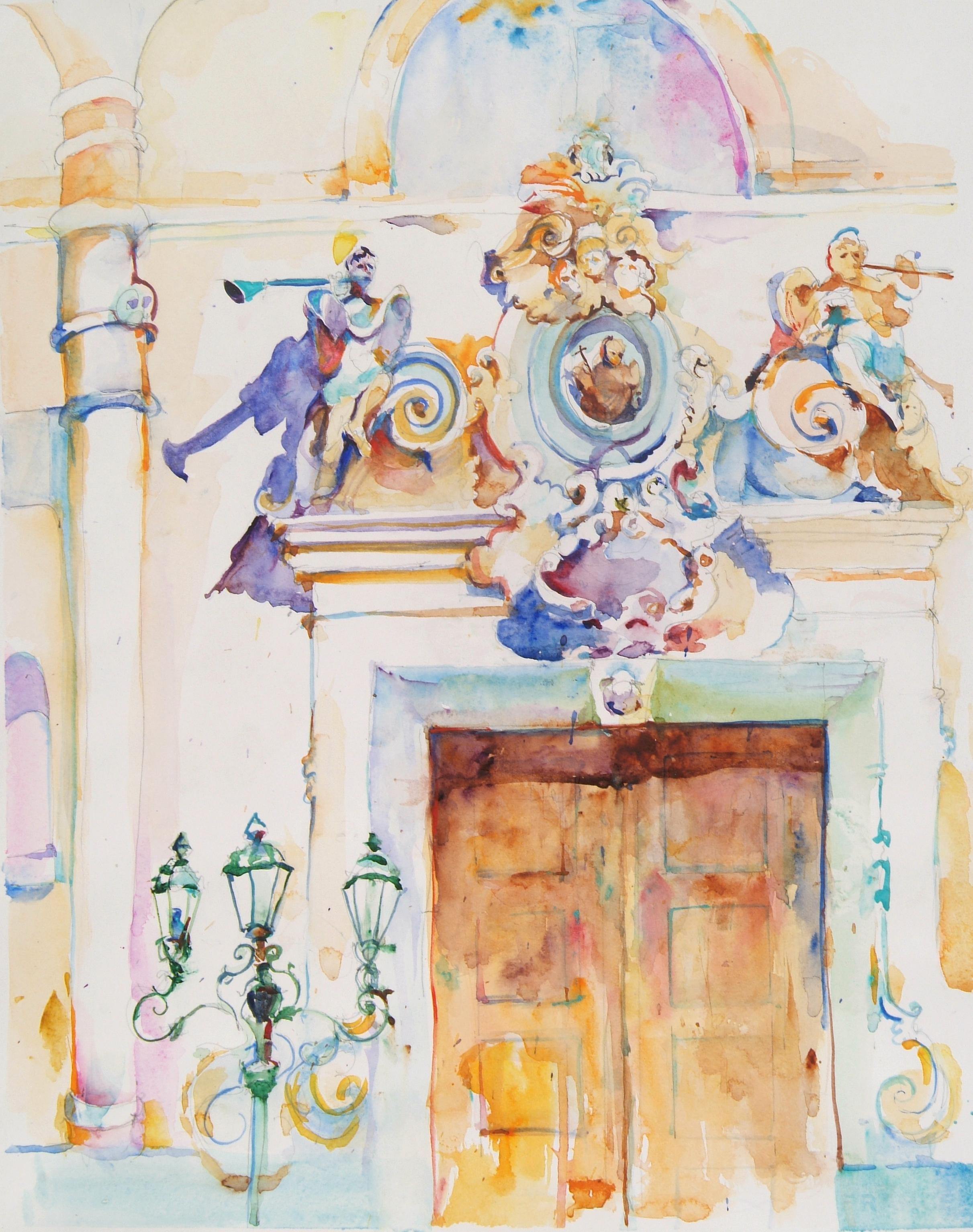 Church in the Piazza - Minori copy.jpg