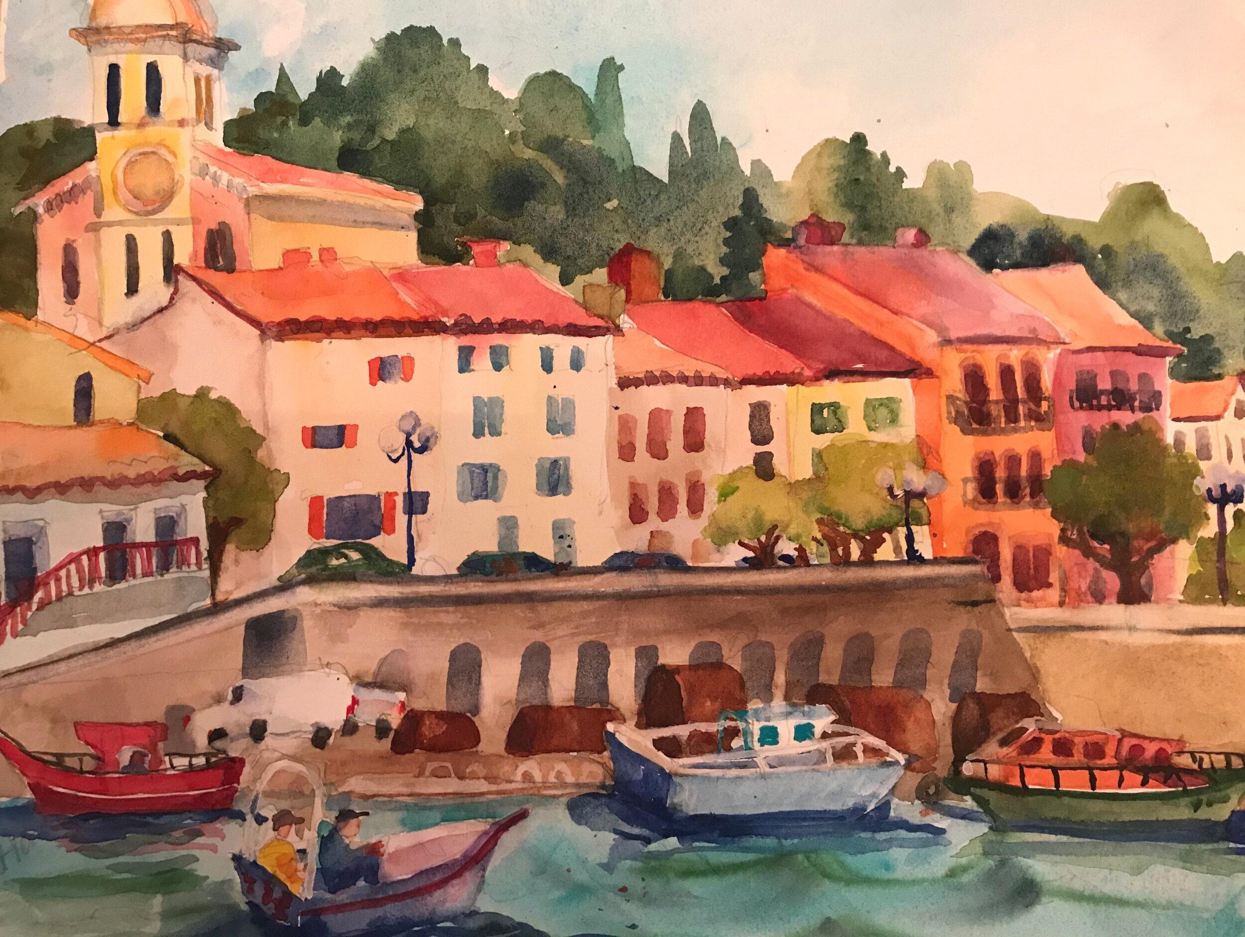 Port Vendres, France