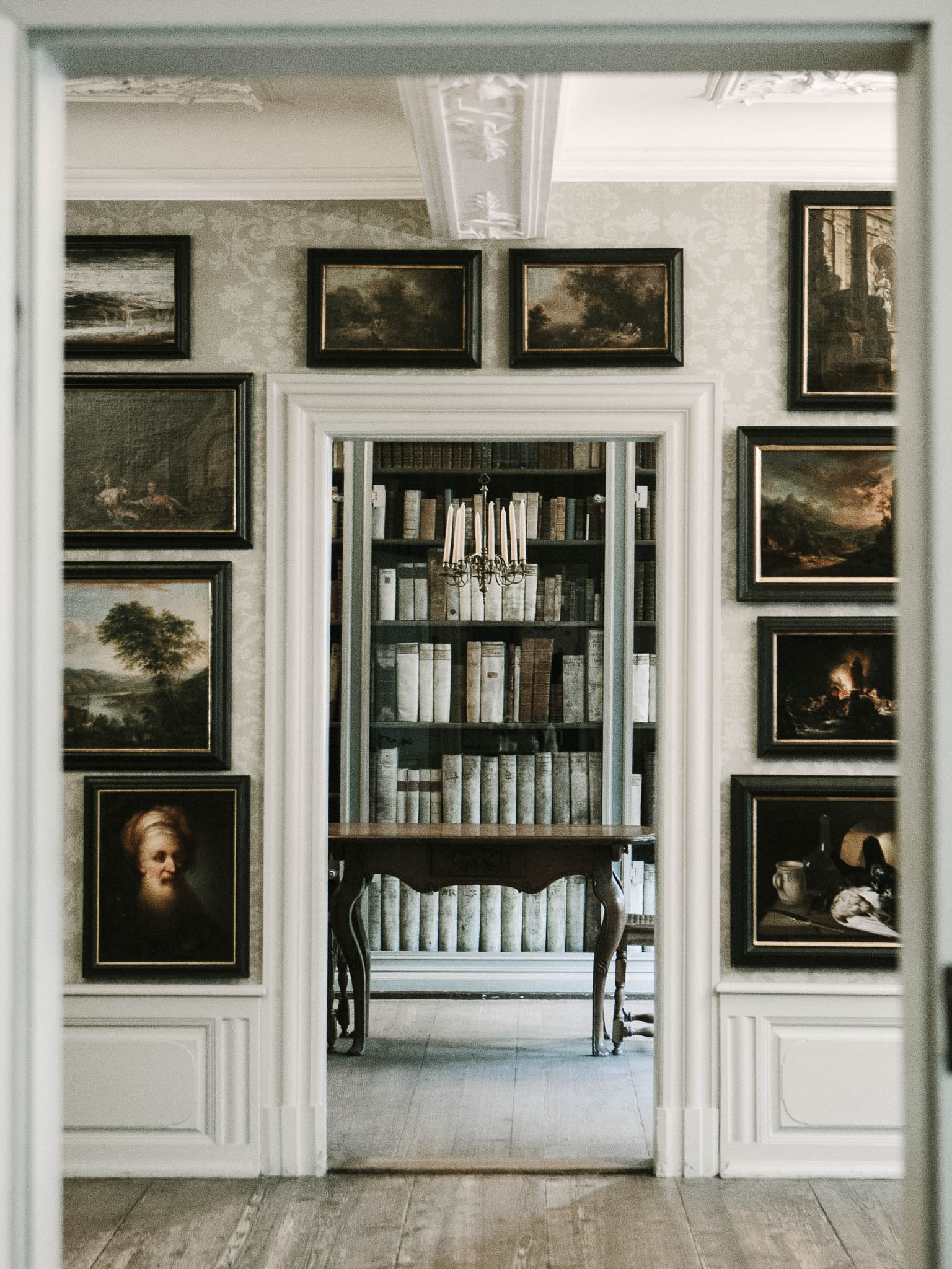 Library of Goethe House