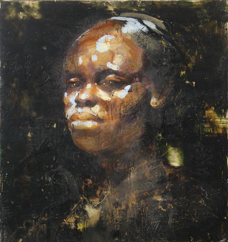 Simone as Slave