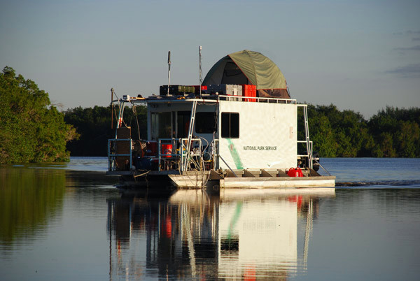 Base Station Everglades