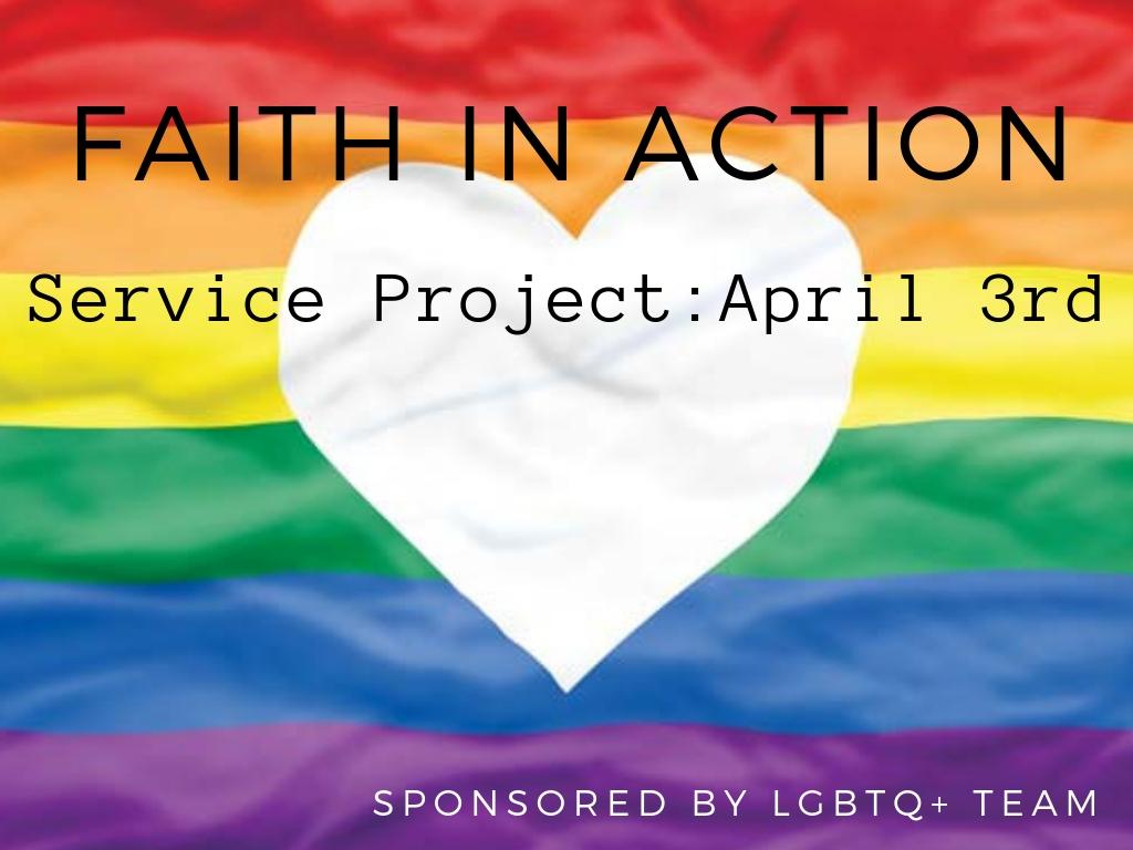 april 3rd  sponsored by the lgbtq+ team