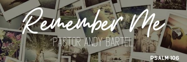 Pastor andy's Sermon Message begins at 35:45
