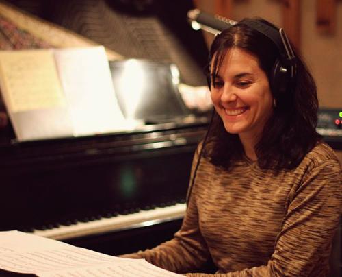 Pianist Nicki Denner